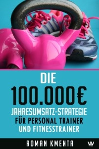 Cover Buch Fitnesstrainer und Personal Trainer