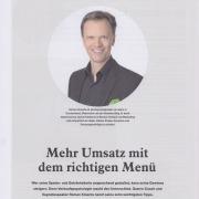 Tophotel - Seite 1 - Mehr Umsatz mit dem richtigen Menü - Roman Kmenta - Gastro Coach und Keynote Speaker