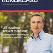 Verkehrsrundschau 40 2019 - Cover - Roman Kmenta - Tipps fürs Preisgespräch