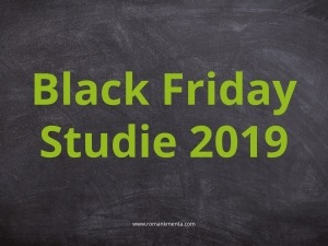 Black Friday Studie 2019 - Kmenta