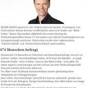 Preisexperte macht gegen Rabattschlachten mobil - meinbezirk.at - 11-2019