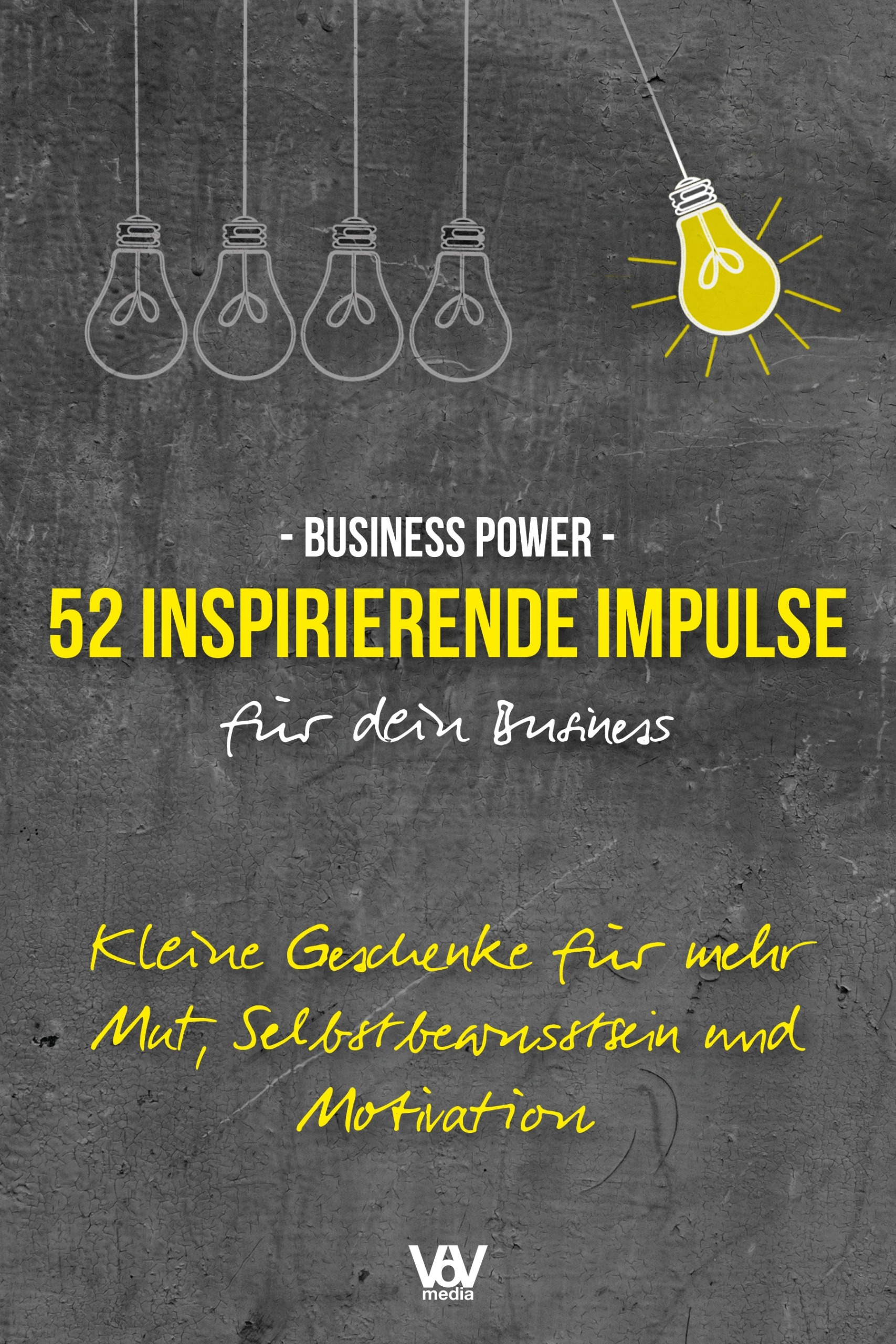 52 inspirierende Impulse - Roman Kmenta