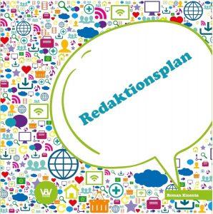 Redaktionsplan Kmenta Buch Contentideen