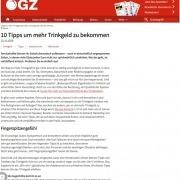10 Tipps um mehr Trinkgeld zu bekommen - ÖGZ - 10/2020 - Mag. Roman Kmenta - Autor und Preisexperte