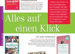 Kosmetik international - Was soll ich bloß posten - Mag. Roman Kmenta