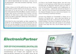 """""""Es müssen nicht die Gummistiefel sein"""" - Kommentar bei Elektro Branche.at - Mag. Roman Kmenta - Autor und Vortragsredner"""