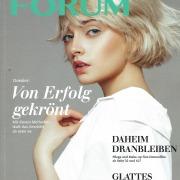 Artikel Beauty Forum Cover - Mag. Roman Kmenta - Autor und Keynote Speaker