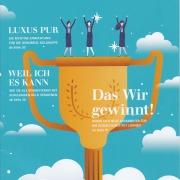 Beauty Forum Business - 04-21 - Cover - Mag. Roman Kmenta - Autor und Vortragsredner